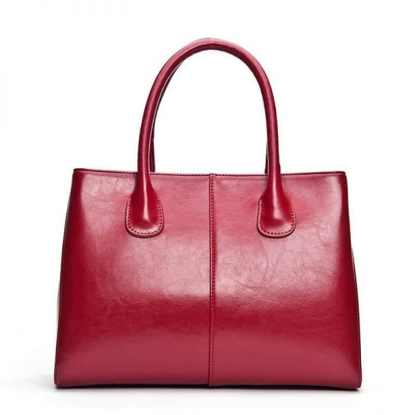 Women leather handbag, classic handbag, Ladies bag.MP-15121202-1