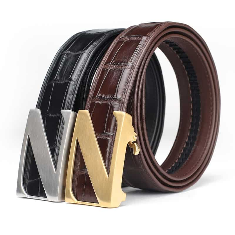 Crocodile-skin-leather-belt-for-business-men-with-automatic-buckle.PB350-1.jpg