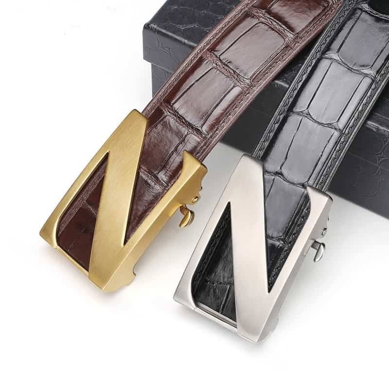 Crocodile-skin-leather-belt-for-business-men-with-automatic-buckle.PB350-2.jpg