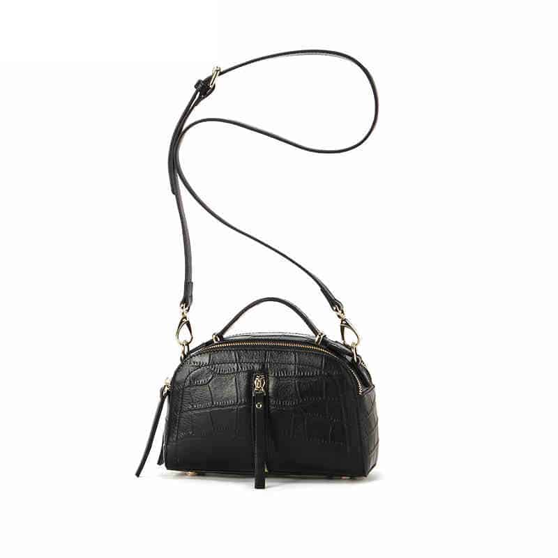 Women's leather handbags, cowhide fashion high-end handbag.18051201-4